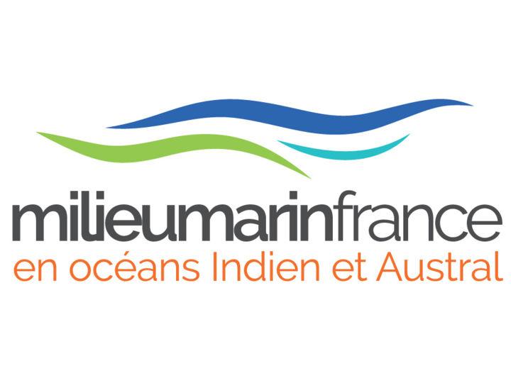 Logo du Le service public d'information sur le milieu marin en océans Indien et Austral